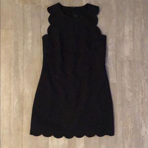 J. Crew little black dress